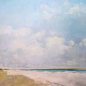 40x60 Beach expanse Revisited*