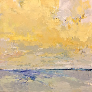 Yellow clouds, 12x12* D6