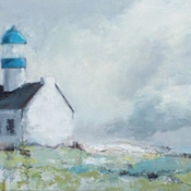 12x48 lighthouse at point loma*