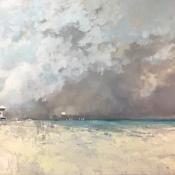 36x60 Del Mar, Life Guard*