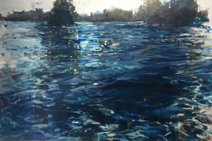 48x72 In the Deep Blue*