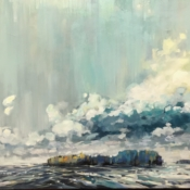 36x48 Open to the Sea*