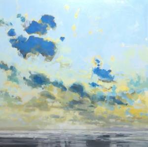 Beams, Gabriella Collier landscape paintings