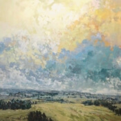 further, landscape painting
