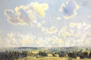 Clearview, landscape painting